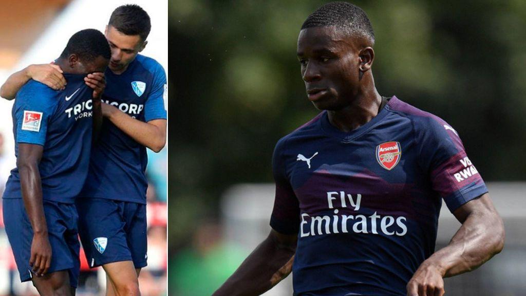 Un futbolista de 20 años abandona el campo llorando tras los lamentables insultos racistas de un rival