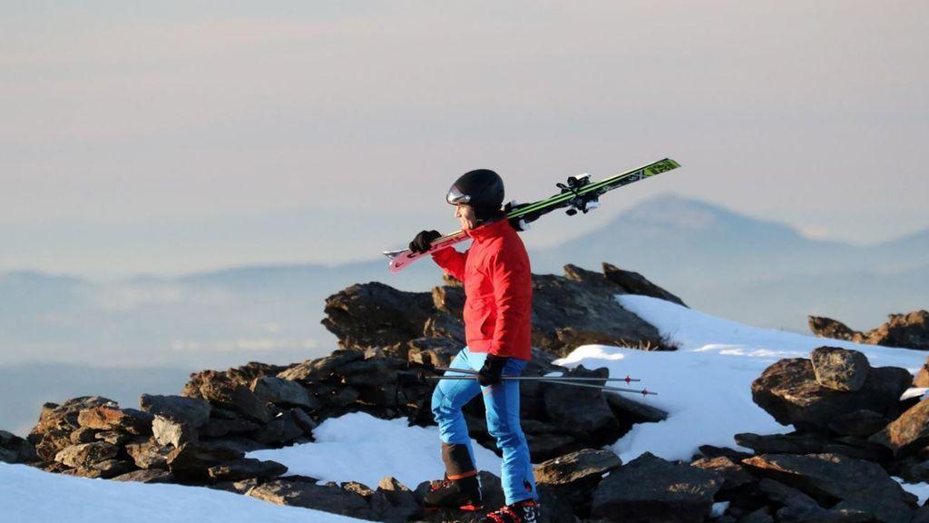 Al número dos del PP le gusta esquiar