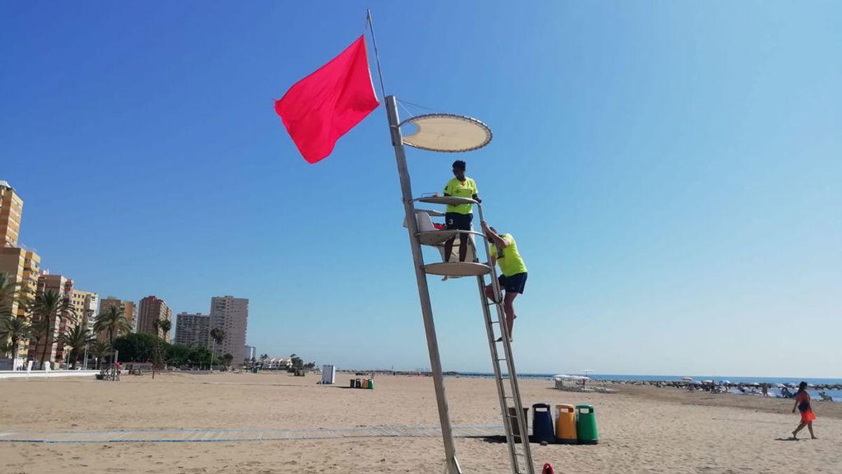 La Generalitat busca el origen de las bacterias fecales que han provocado el cierre de nueve playas valencianas en menos de un mes