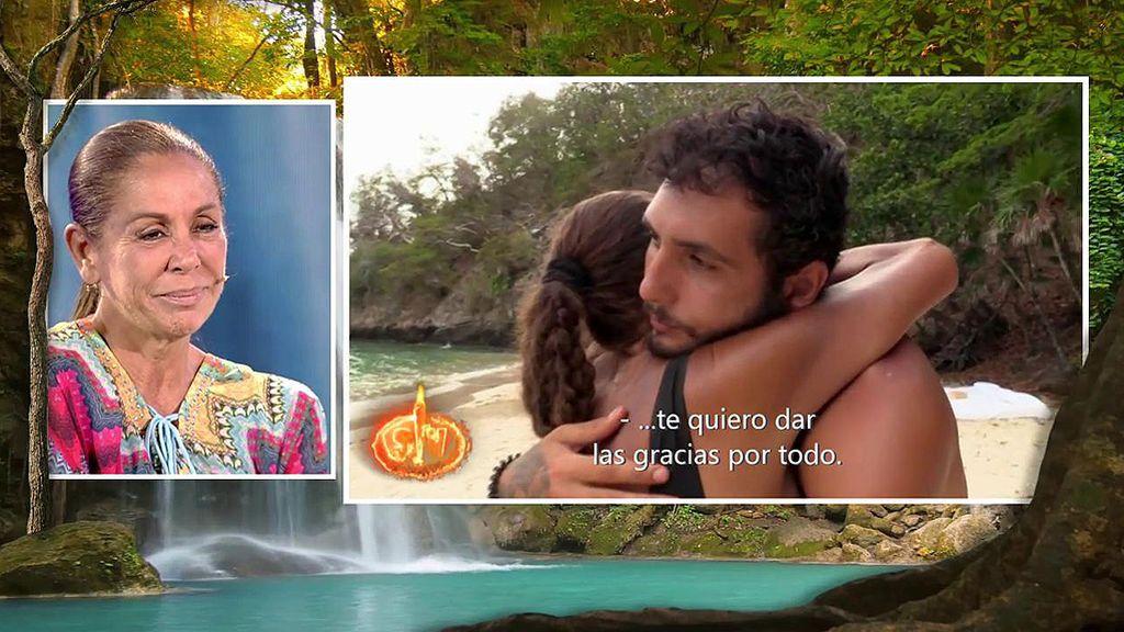 Isabel Pantoja habla sobre Omar Montes como yerno