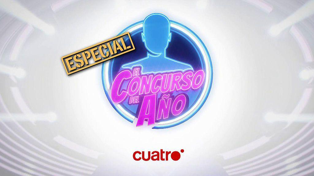 El gran estreno del especial del 'Concurso del año', a las 22:45 h. en Cuatro