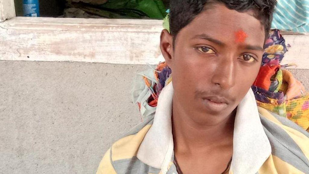 Un joven hindú en muerte cerebral 'revive' cuando su madre preparaba su funeral