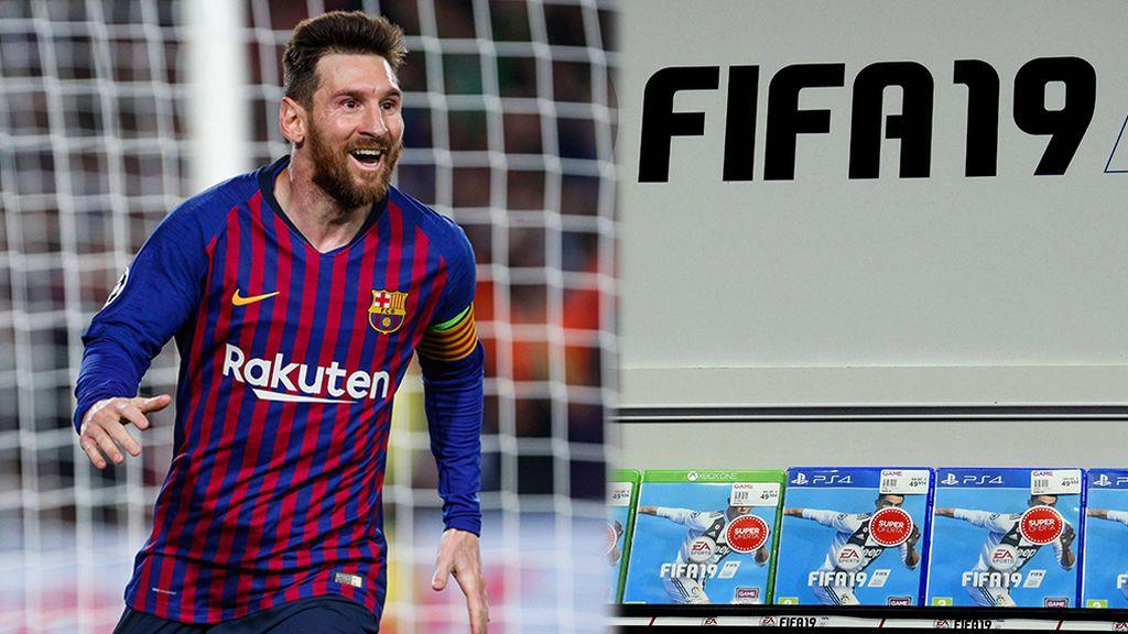 Cuatro niños se gastan 600 euros de la tarjeta de sus padres para intentar comprar a Messi en el FIFA