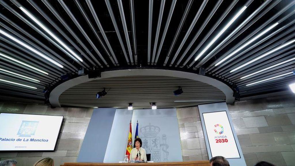 """El Gobierno reta a Iglesias a negociar la investidura por encima de """"egos y orgullos"""" personales"""