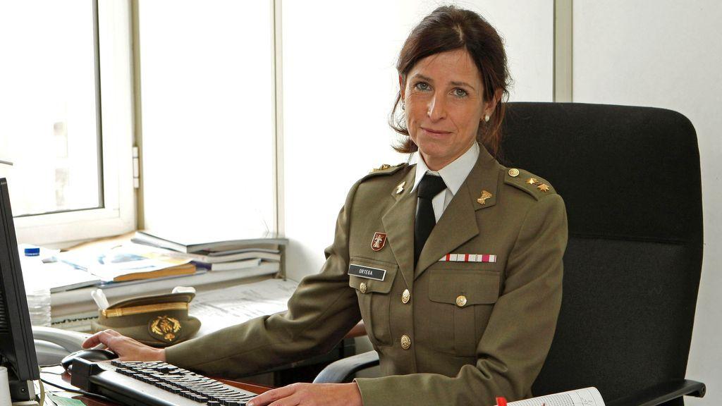 Patricia Ortega se convierte en la primera mujer general de las Fuerzas Armadas