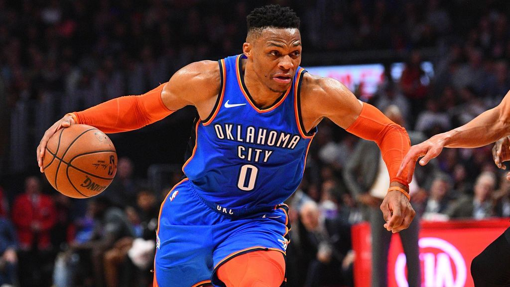 Los Houston Rockets fichan a Russell Westbrook a cambio de Chris Paul
