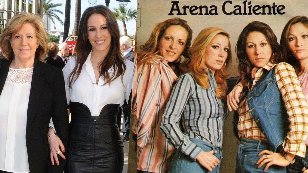 El pasado como pop-star de la madre de Malú y suegra o exsuegra de Albert Rivera: formó parte de 'Arena Caliente'