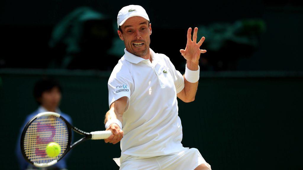 Roberto Bautista no puede con Djokovic y se queda a las puertas de la final de Wimbledon (6-2, 4-6, 6-3 y