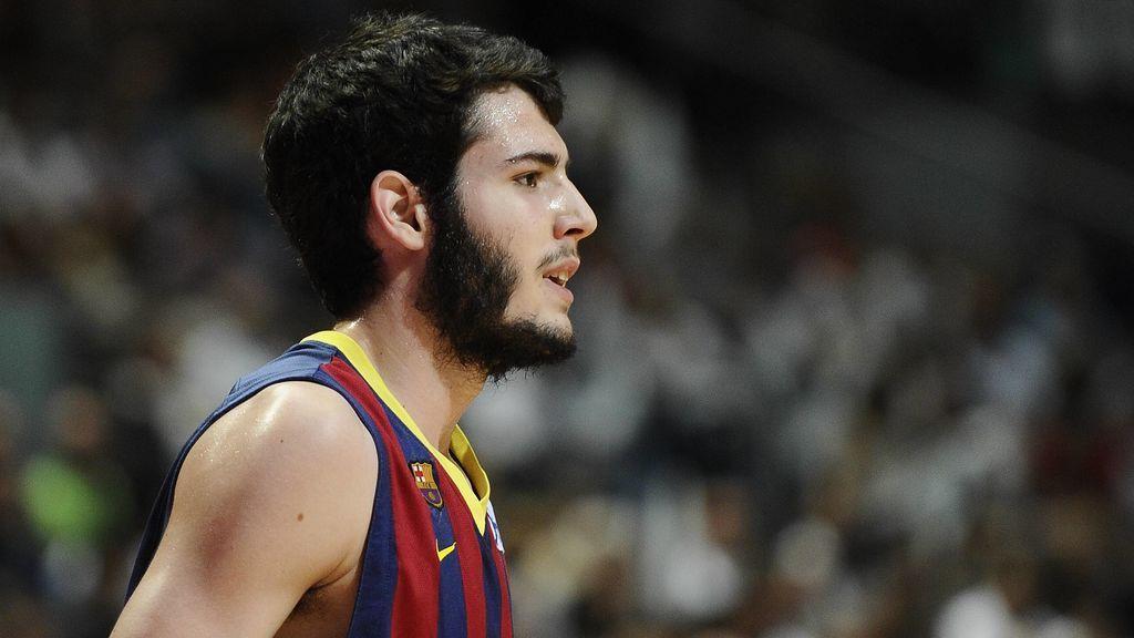 Álex Abrines regresa al Barcelona y firma hasta 2021