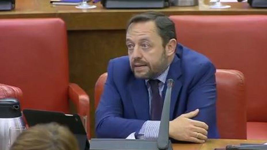 Otra posible baja en Cs: el diputado Francisco de la Torre prevé abandonar el partido
