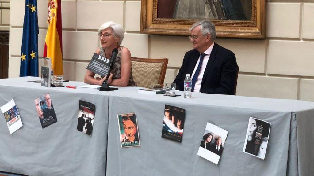 'Fiscales de película': un libro desmonta los tópicos del cine sobre el ministerio público