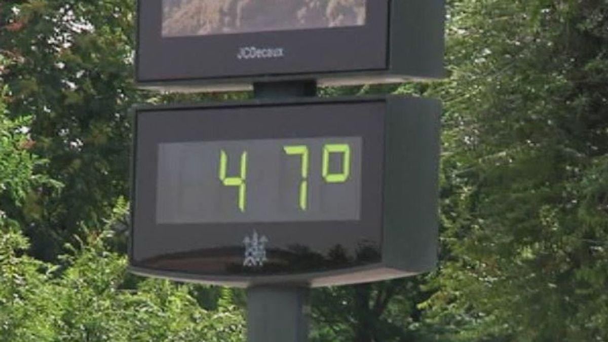 Alerta por el calor. En algunas provincias se superarán los 40 grados