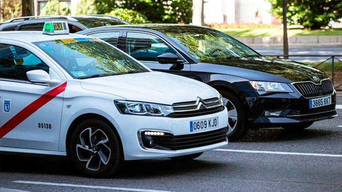 Cabify y el taxi se alían ofrece en Madrid y Valencia
