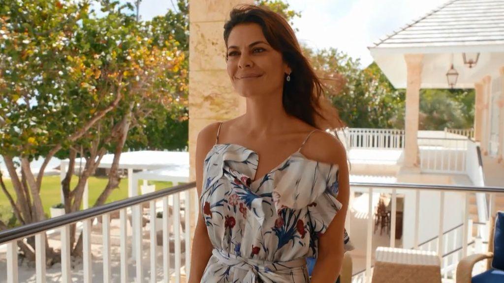 María José Suárez, anfitriona de 'Viajeros Cuatro' en su recorrido por la República Dominicana