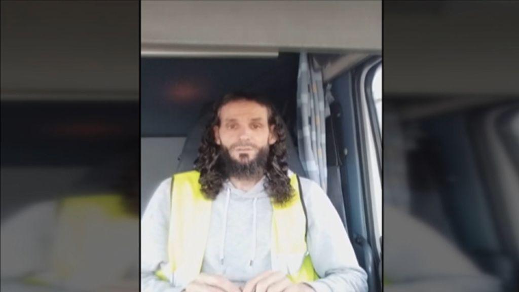 El yihadista detenido en Pamplona es el camionero exconvicto que recurrió a Villarejo en la Audiencia Nacional