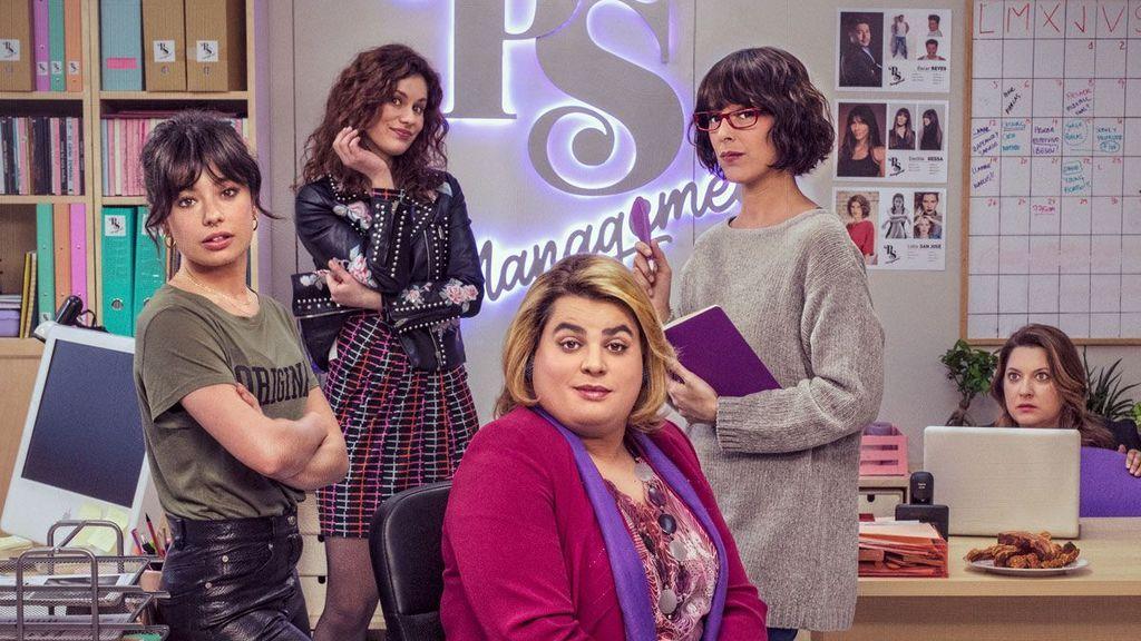Test seriéfilo: qué personaje de 'Paquita Salas' eres según tu personalidad