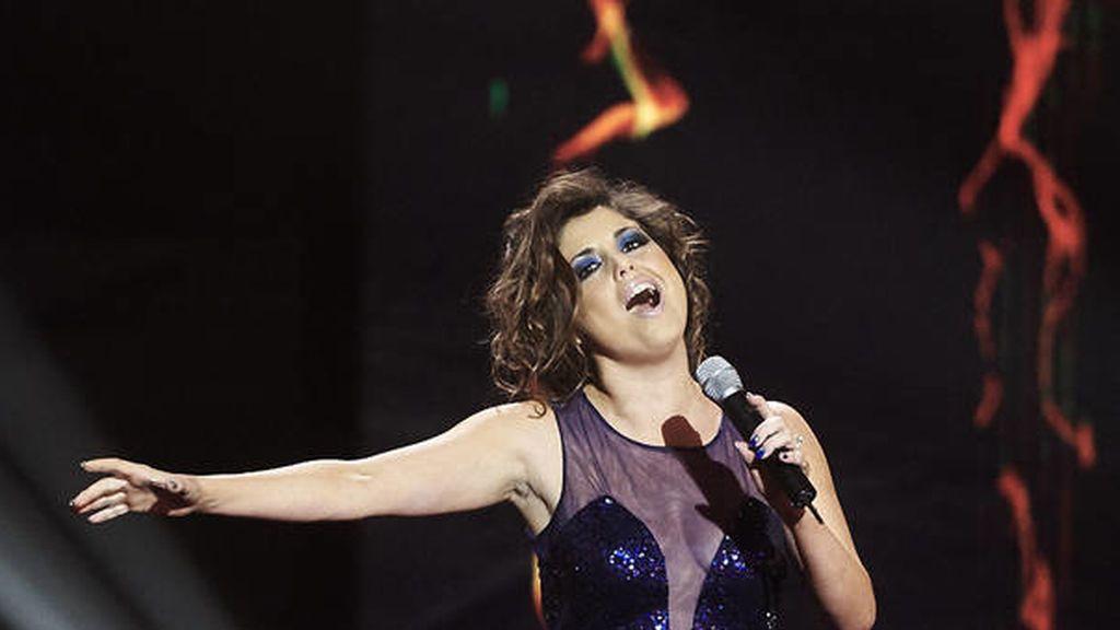 Cristina Ramos revoluciona el 'World's Got Talent' de China colocándose entre los ocho finalistas