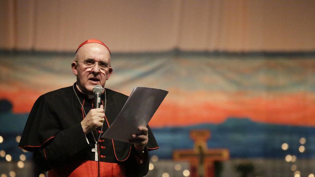 """Carlos Osoro sobre la eutanasia: """"Los dueños de la vida no son los hombres, sino Dios"""""""