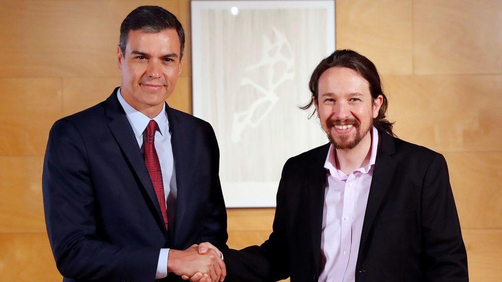Sánchez dará nuevos pasos para intentar convencer a Podemos antes de la investidura
