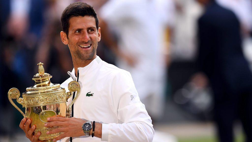 Djokovic supera a Federer y logra su quinto título en Wimbledon en una final histórica (7-6, 1-6, 7-6, 4-6 y13-12 [7-3])