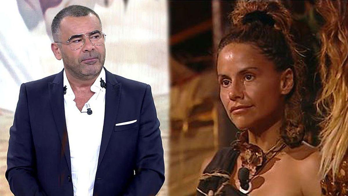 """Jorge Javier opina sobre """"el gran problema de Mónica Hoyos"""" en 'Supervivientes': """"Piensa que sabe de tele"""""""