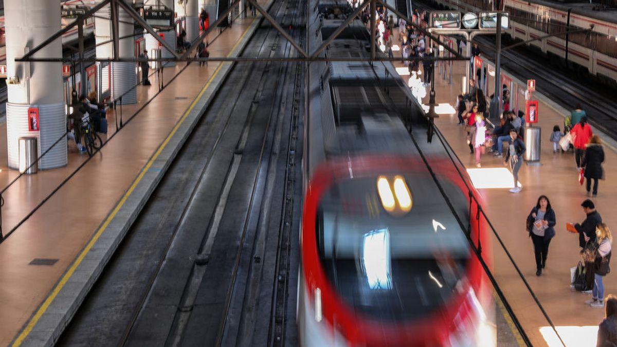 Este lunes entra en vigor la huelga de trenes, coincidiendo con la segunda fase de la 'operación salida' de verano
