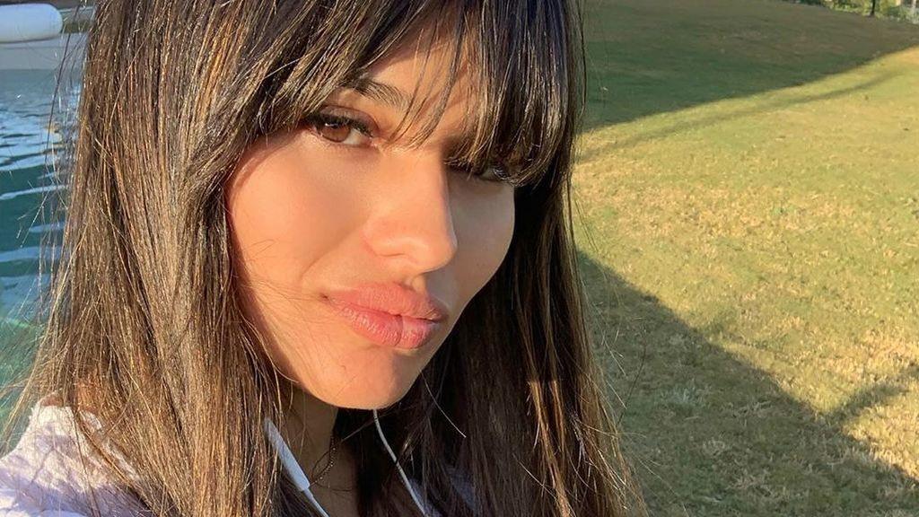 """Sara Sálamo, contenta con su parto a pesar de las """"complicaciones"""""""