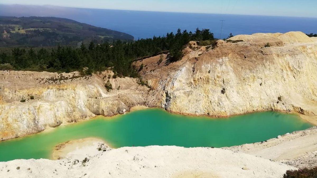 Colectivos ecologistas piden sellar la balsa de agua del Monte Neme tras intoxicarse varios instagramers