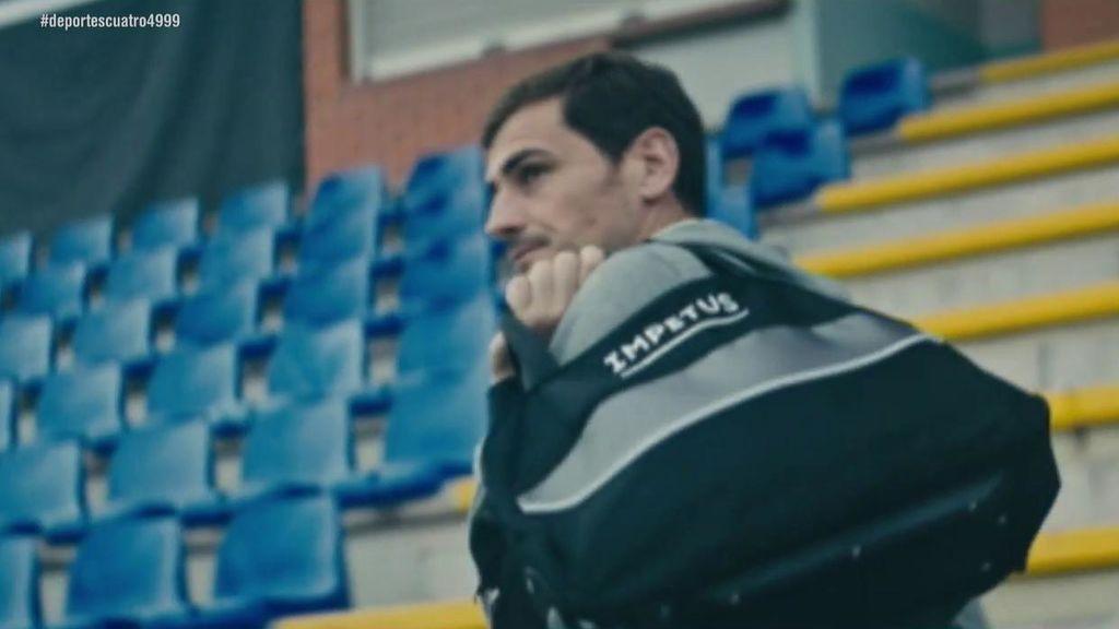 Casillas estrena nuevo cargo en el Oporto