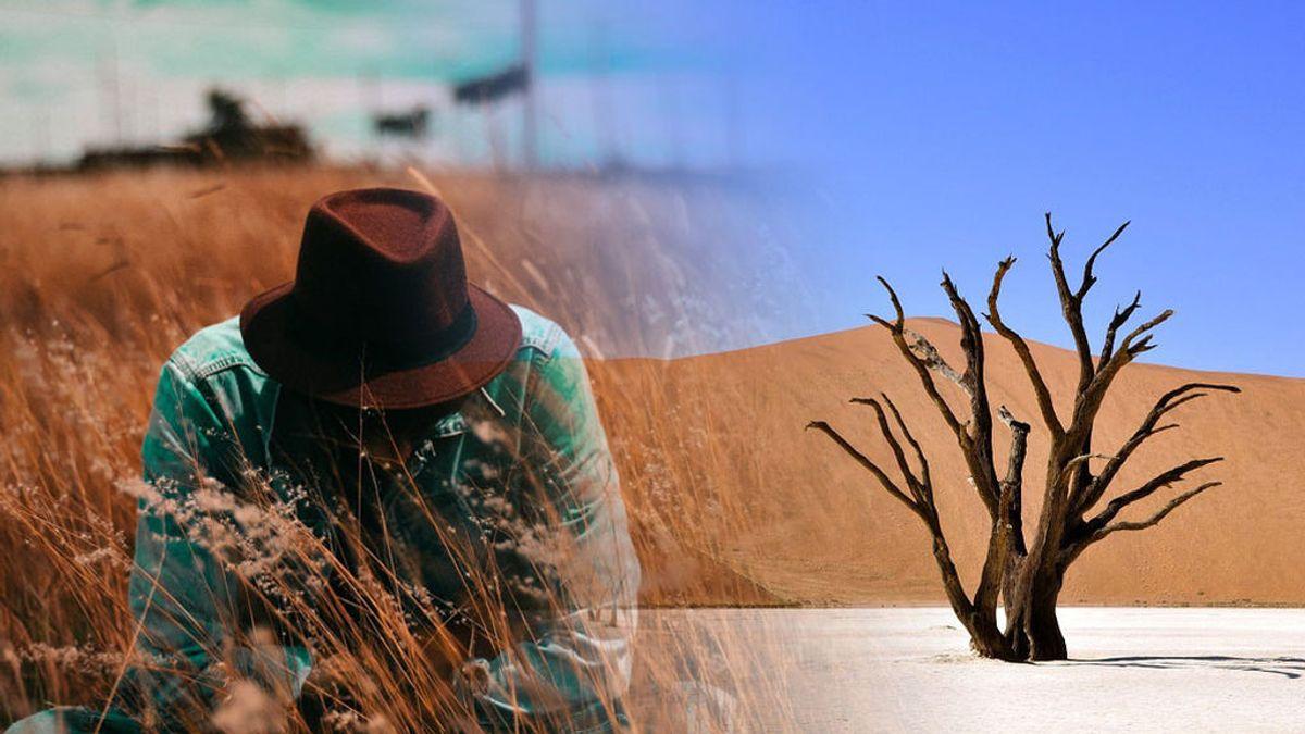 Nuestros campos agonizan: la sequía está vaciando los embalses, que es quedan casi a la mitad