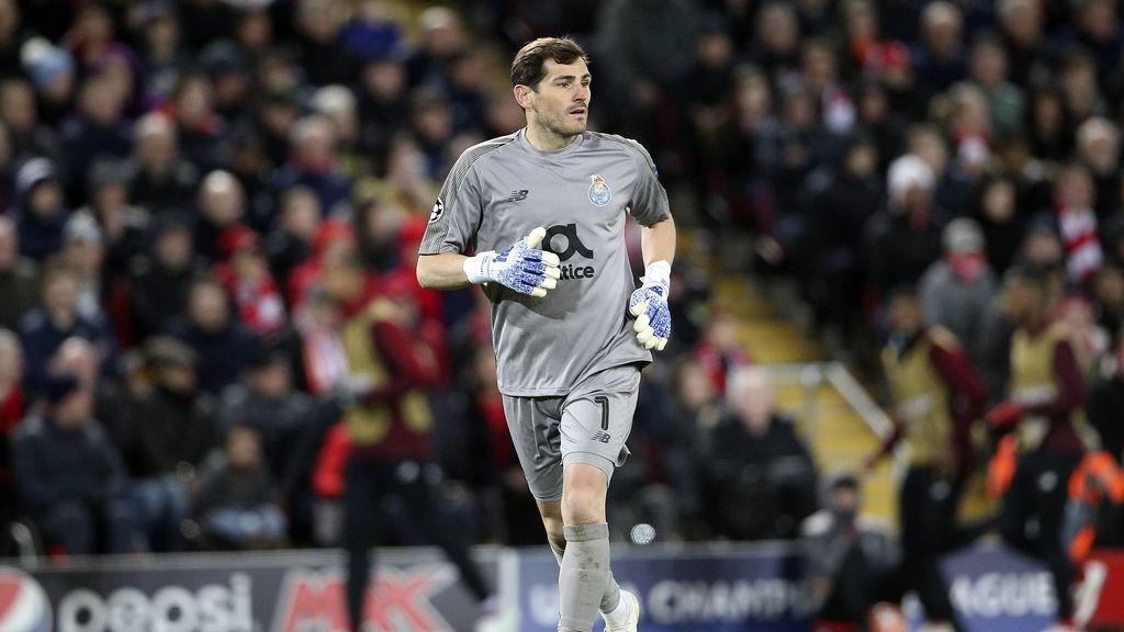 El gran reto que Iker Casillas tiene todavía por delante antes de retirarse
