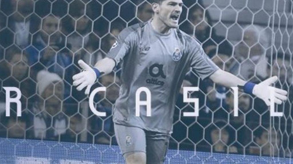 Casillas se incorpora al cuerpo técnico del Oporto mientras se recupera