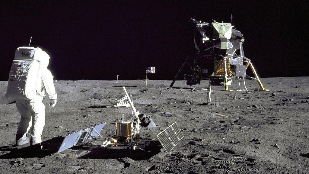 La misión Apolo 11