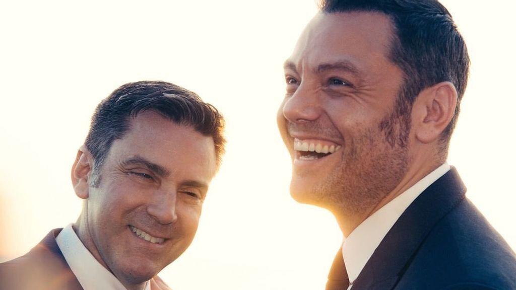 """Tiziano Ferro se casa en secreto con Victor Allen tras tres años juntos: """"Estamos recibiendo amor infinito"""""""