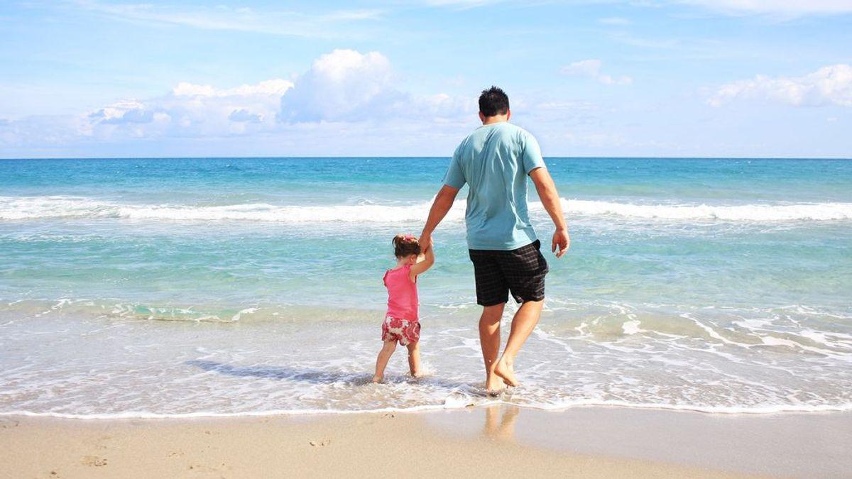 Los conflictos entre padres separados se agudizan en verano