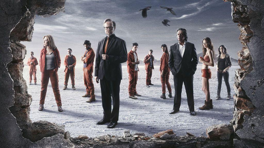 Llega a Cuatro 'Supermax', la serie sobre el reality show más extremo de la historia