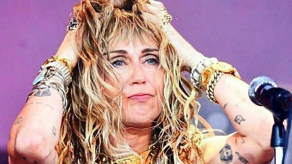 La app de la que todos hablan: así serán Rosalía, Miley Cyrus o El Rubius a los 60 años