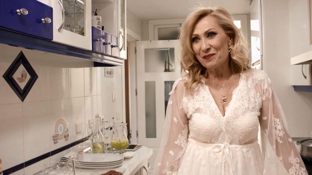 Juega emplatando el menú de Rosa Benito en 'Ven a cenar conmigo: Gourmet Edition'
