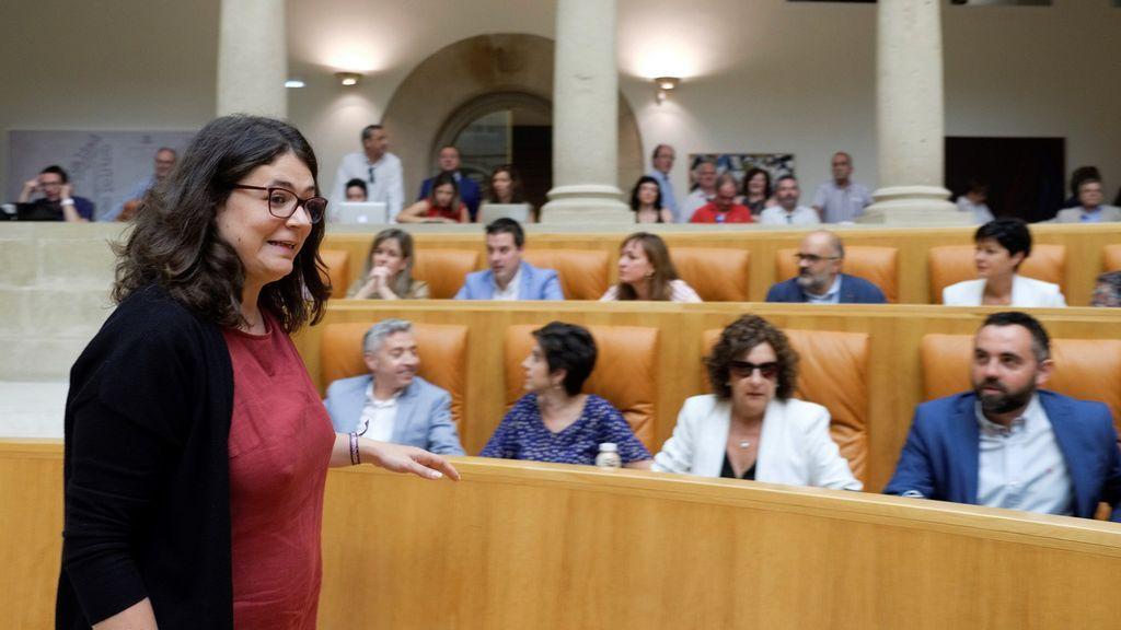 El fin de las negociaciones en Madrid pasa factura en La Rioja: Podemos no apoya la investidura del PSOE
