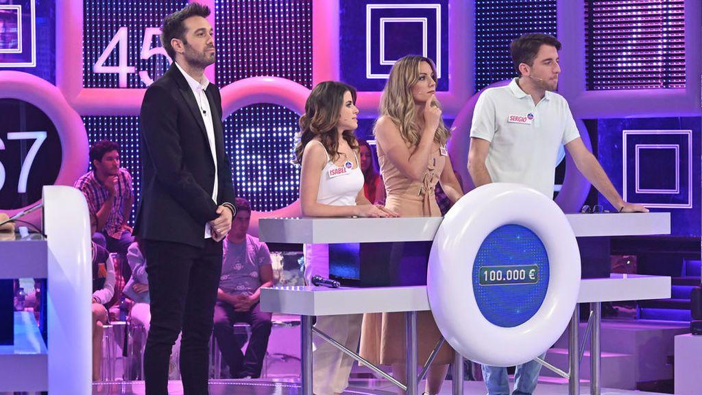 El estreno en prime time del primer especial de 'El concurso del año' en Cuatro, líder absoluto de su franja