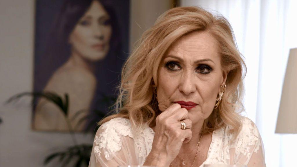 """La exclusiva de Rosa Benito: """"Amador y yo estuvimos juntos una semana"""""""
