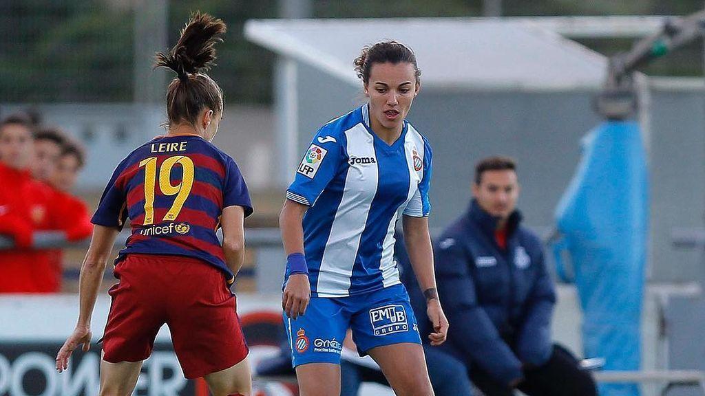 """Una exjugadora del Espanyol se retira al fútbol al no querer jugar en otro equipo: """"No quiero engañar a nadie"""""""