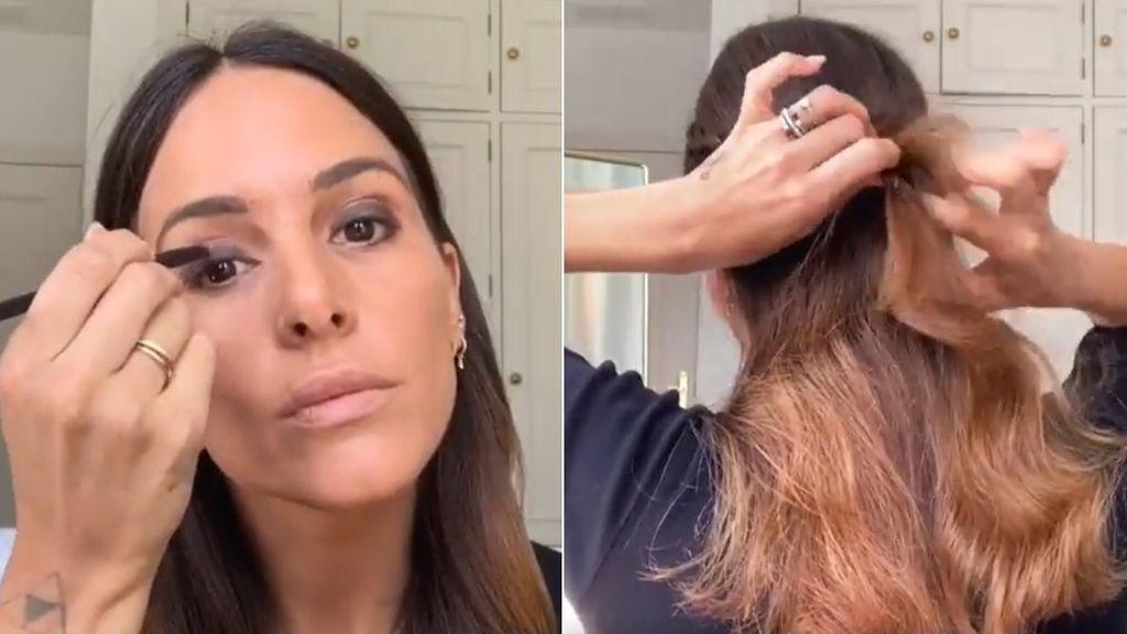 Rocío Osorno te enseña, paso a paso, el maquillaje y peinado perfectos para una boda