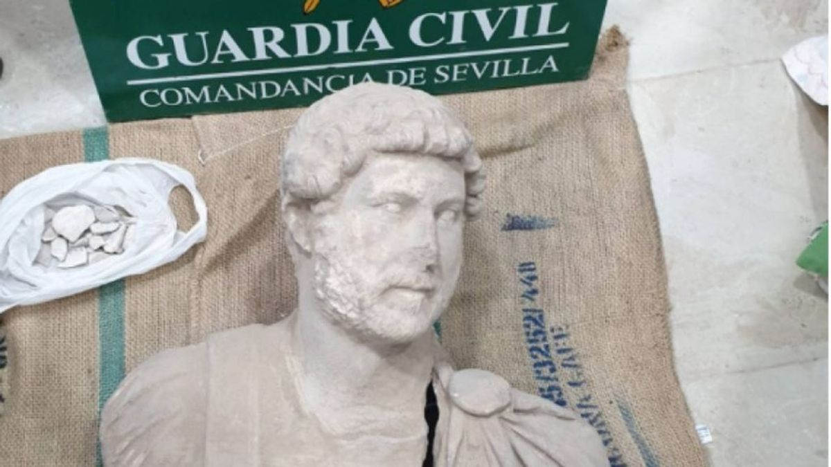Así son los expoliadores: ladrones del patrimonio histórico