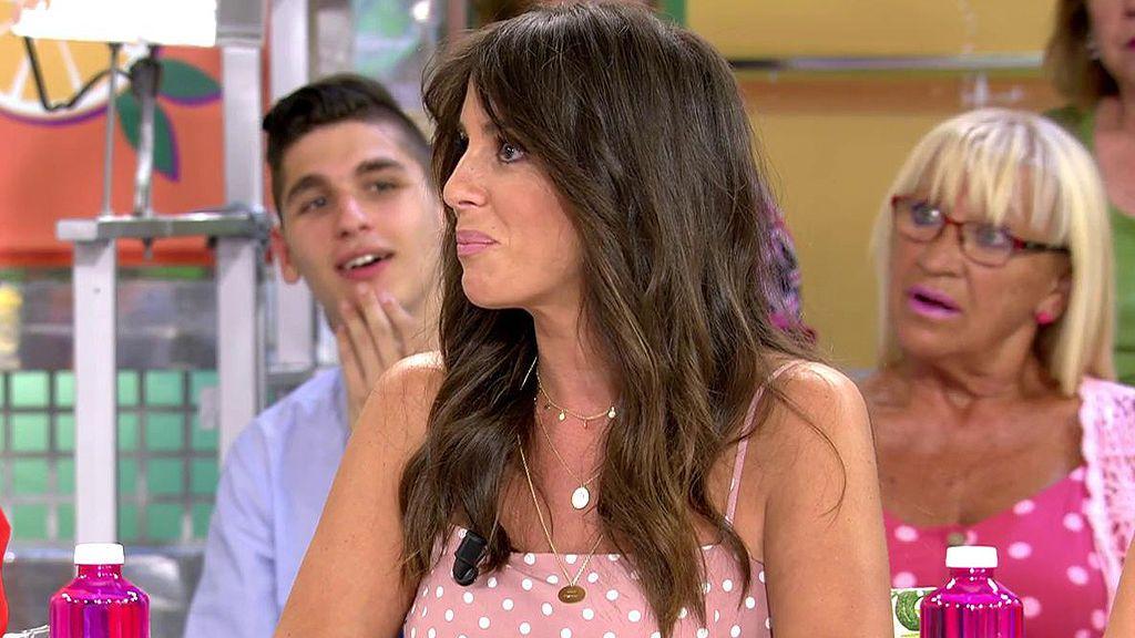 Anabel Pantoja responde a las preguntas sobre GH VIP