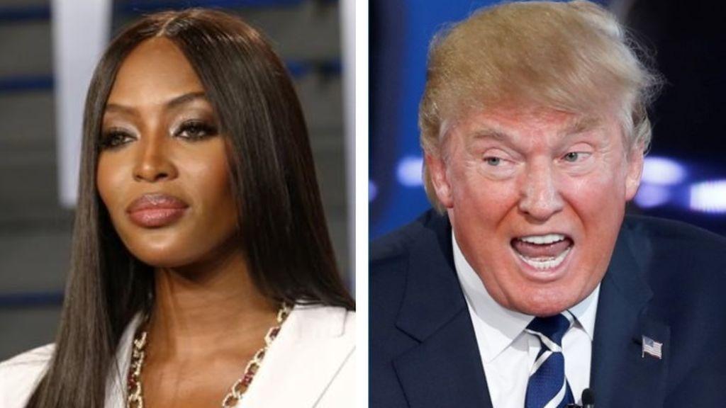 Desde Naomi Campbell a Donald Trump: Los celebrities que han desvelado su obsesión por la limpieza y el orden