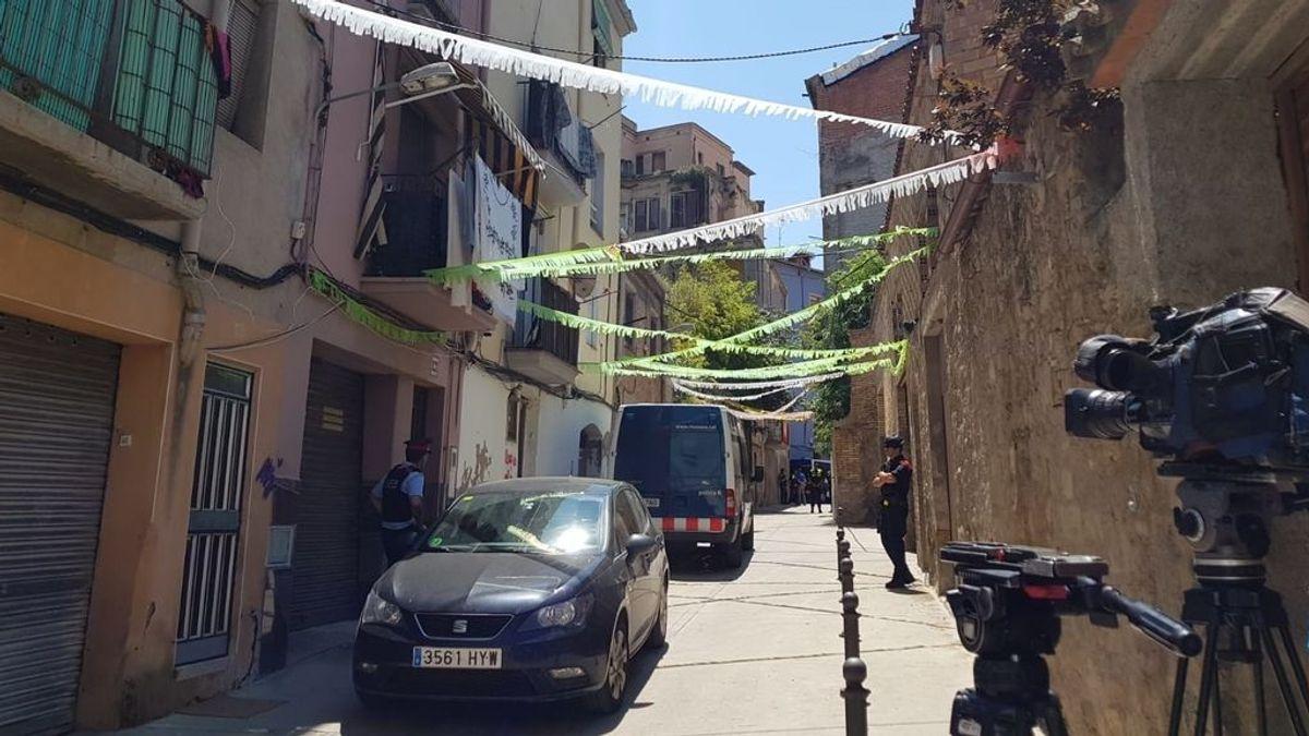 Prisión provisional sin fianza por 'riesgo de fuga',  para los cuatro detenidos por la presunta violación en Manresa