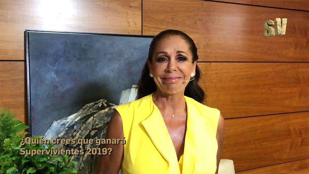"""La nueva vida de Isabel Pantoja tras 'Supervivientes 2019': """"He aprendido a vivir sola"""""""