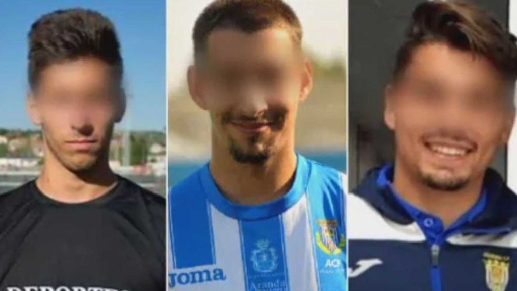 La Fiscalía pide penas de 39 a 44 años de prisión para los ex futbolistas de la Arandina por agresión sexual