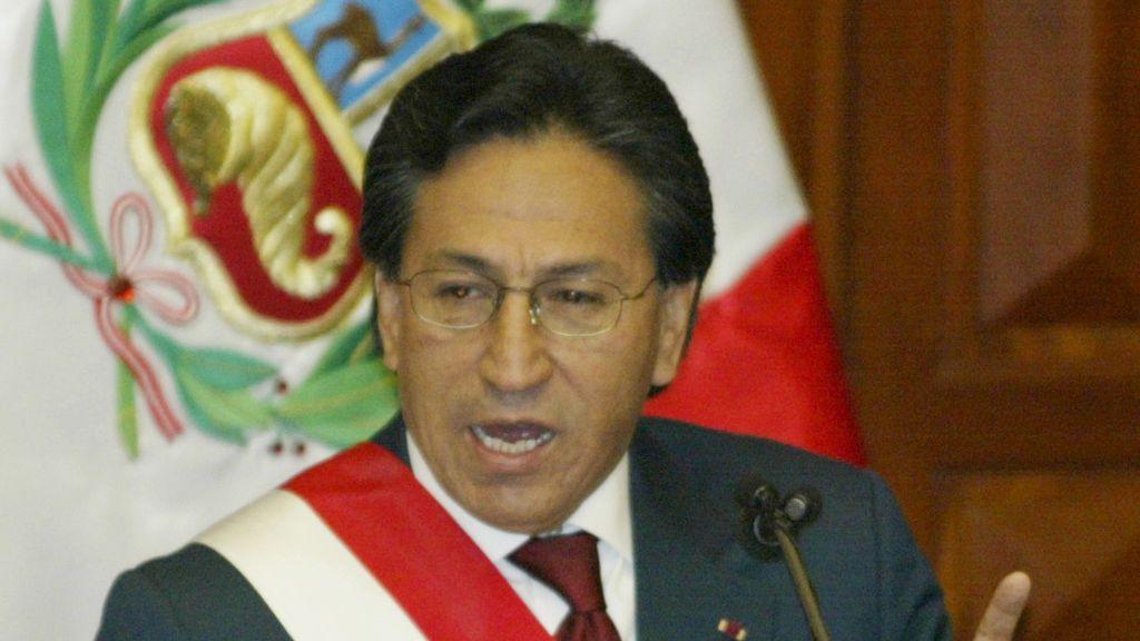 Detenido en Estados Unidos Alejandro Toledo, ex Presidente de Perú